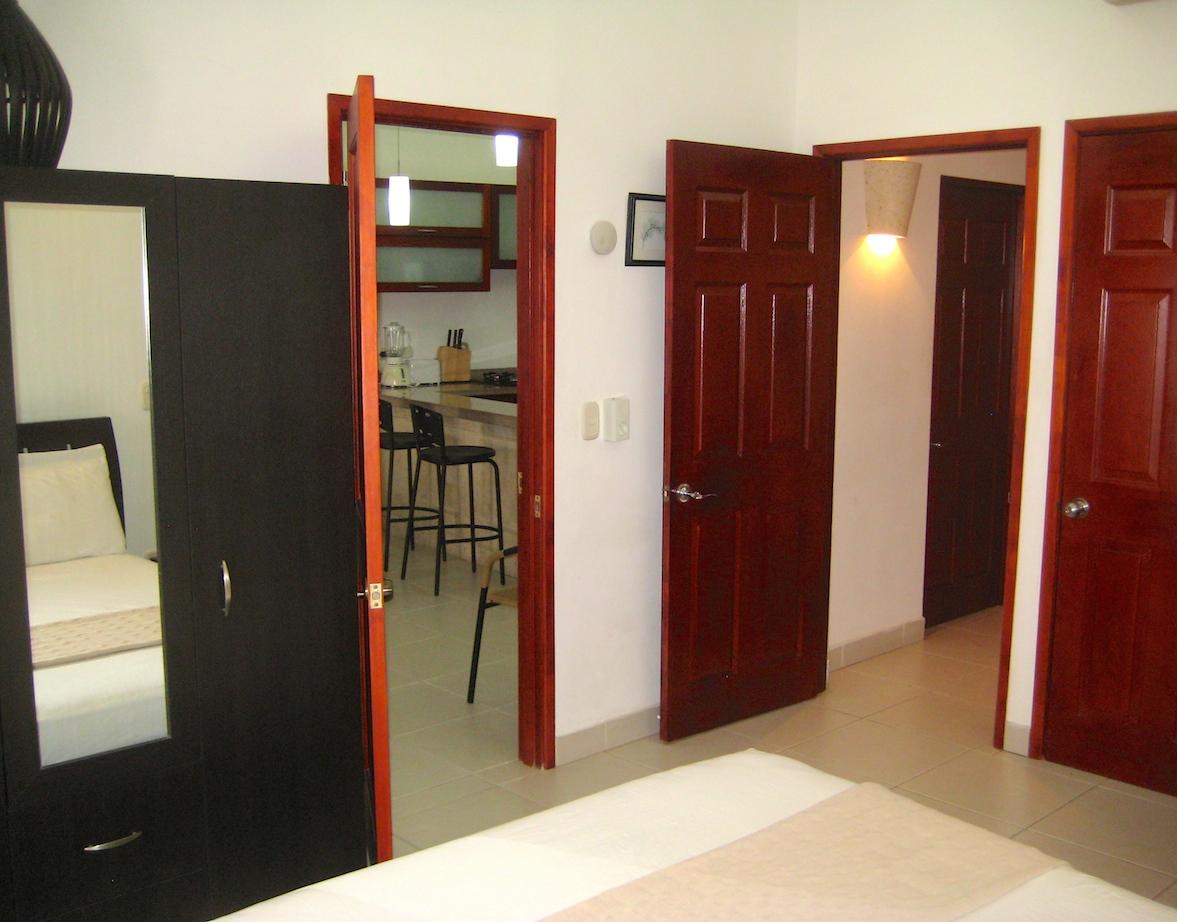Calle de la moneda studio apartment vacation rentals in cartagena for Studio and 1 bedroom apartments